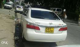 Toyota Premio KBY pearl white New shape