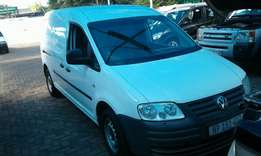 VW Caddy max 1.9 tdi