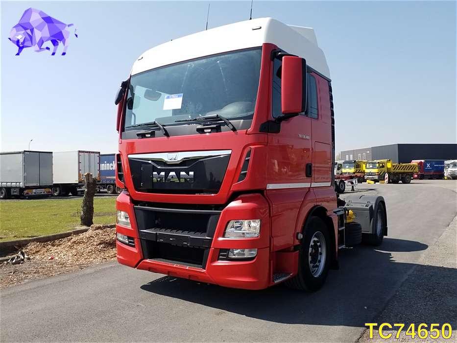 MAN TGX 480 Euro 6 INTARDER - 2014