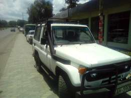 Clean Shortchase Landcruiser for Sale