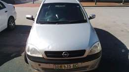 An Opel Corsa Gamma for sale