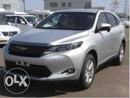 Toyota harrier 2014 new model Suv, brand new, finance terms accepted