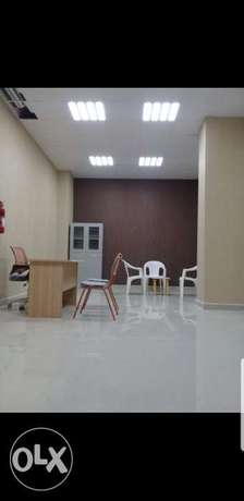 Office and Store for rent