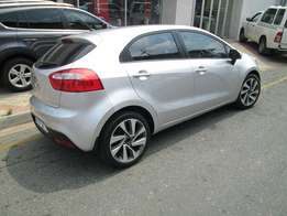 2012 kia rio 1.4 in good condition.