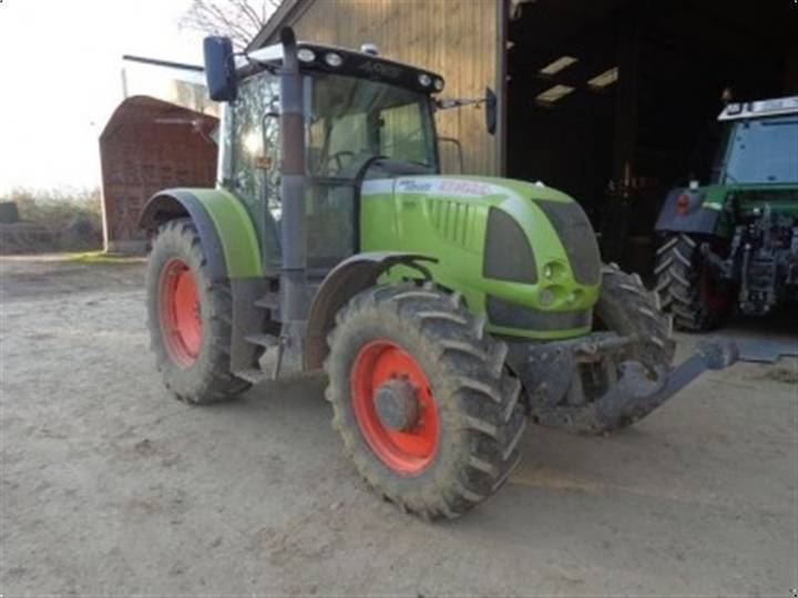 Claas ARES 657 - 2006