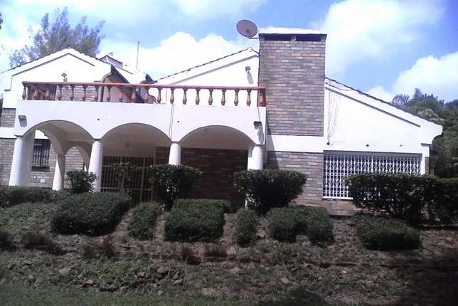 A Beautiful 5 Bedroom double storey house to let in Runda Hurlingham - image 1