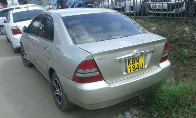 Car for sale. Toyota NZE Mathare North - image 3