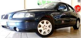 2001 Volvo S60 T5 A/T