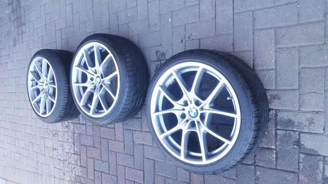 """19"""" BMW 6 Series rep Mags with Tyres Rustenburg - image 3"""