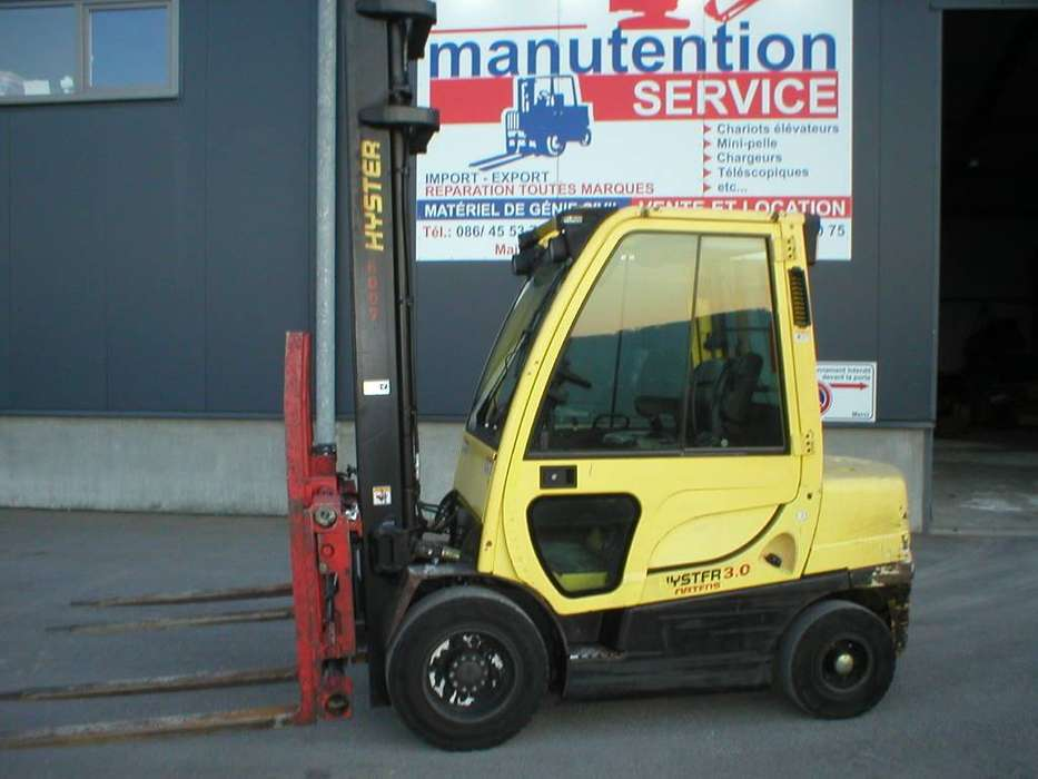 Hyster H 30 Ft - 2012