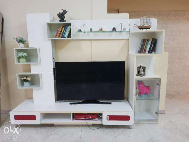 tv rack only