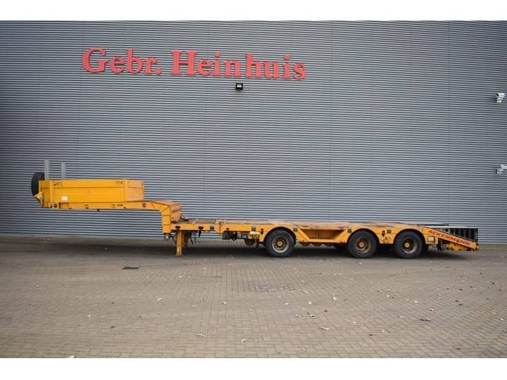Ackermann PS-F 30/13.3+4.3 Ramps 4.3 Meter Extandable! - 2010