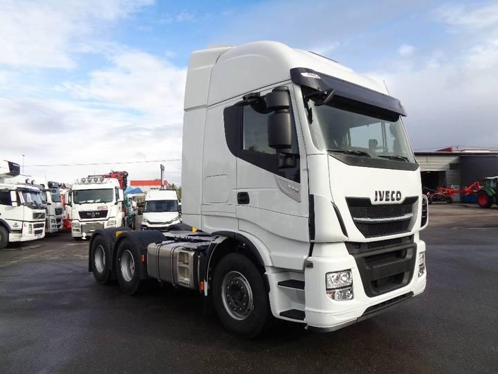 Iveco Stralis As 440 S57 Tz/p - 2019