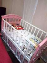 Jang Ling Baby bed in very good condition very strong