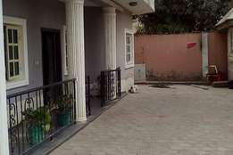 Lovely 3bedrooms flat at park view estate off ago palace way Okota