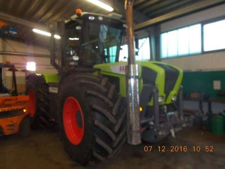Claas xerion 3800 trac - 2009