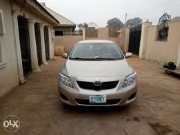 Toyota corolla 2009 accident free vehicle Hot and New