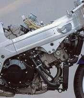 Complete TL 1000 engine ( no head) for sale