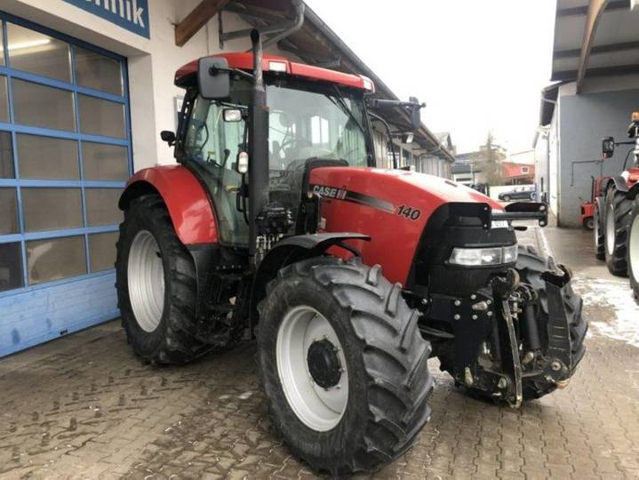 Case IH maxxum 140 mc - 2009