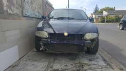 Alfa Romeo 147 breaking up for spares