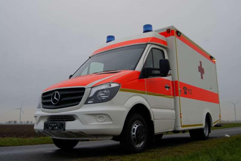 Mercedes-Benz Sprinter 516 u002Fu002F Mod  2014 u002Fu002F 1