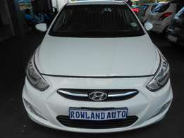 2015 Hyundai Accent 1.6 for sale R142 999