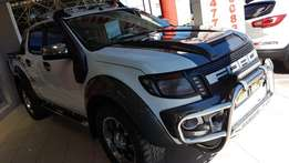 **2014 Ford Ranger 3.2TDCI XLT 4x4 Doublecab**Raptor**Lots of Extras**