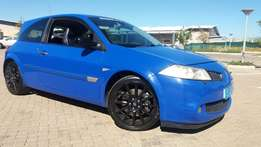 2006 Renault Megane II 2.0T Sport F1 with 135,000kms Great allround