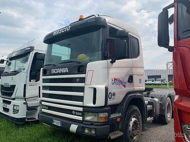 Scania trattore 6x4 - 2004