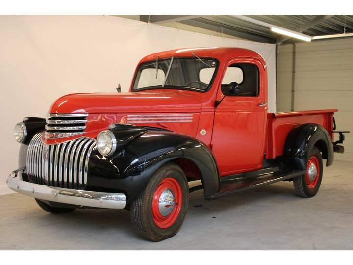 Chevrolet Deluxe PICKUP - 1946