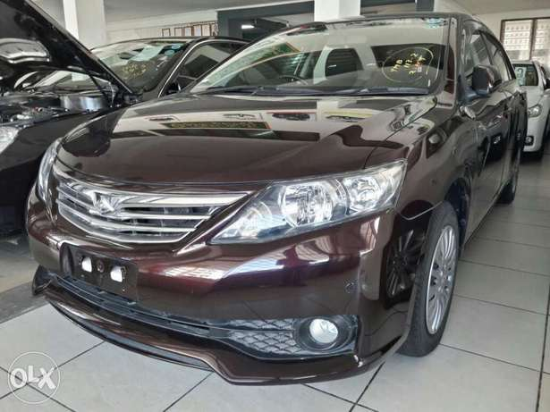 Multiple choices of Toyota Allion on sale KCP number Mombasa Island - image 2