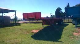 2011 Paramount 13m Tri Axle Trailer for sale