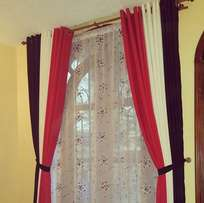 Ready made curtains 1500 per meter