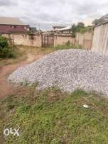 Fenced and gated land for sale at Akoto close to icast school, Elebu