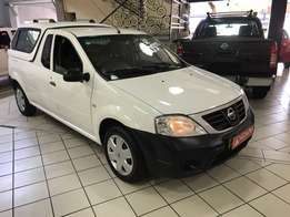 Nissan NP200 1.5Dci Safety Pack