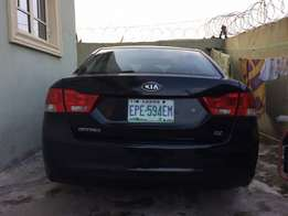Very Clean Registered KIA OPTIMA 2010 Model for sale