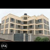 Spacious, new, executive 2br apartments for rent in Lower Kabete : 20K