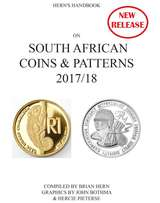 Herns South African Coins and Patterns Handbook 2017/18