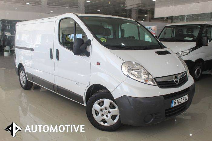 Opel Vivaro Fg. 2.0cdti 29 L2h1 114 E5 - 2014