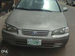 Toyota camry its painted