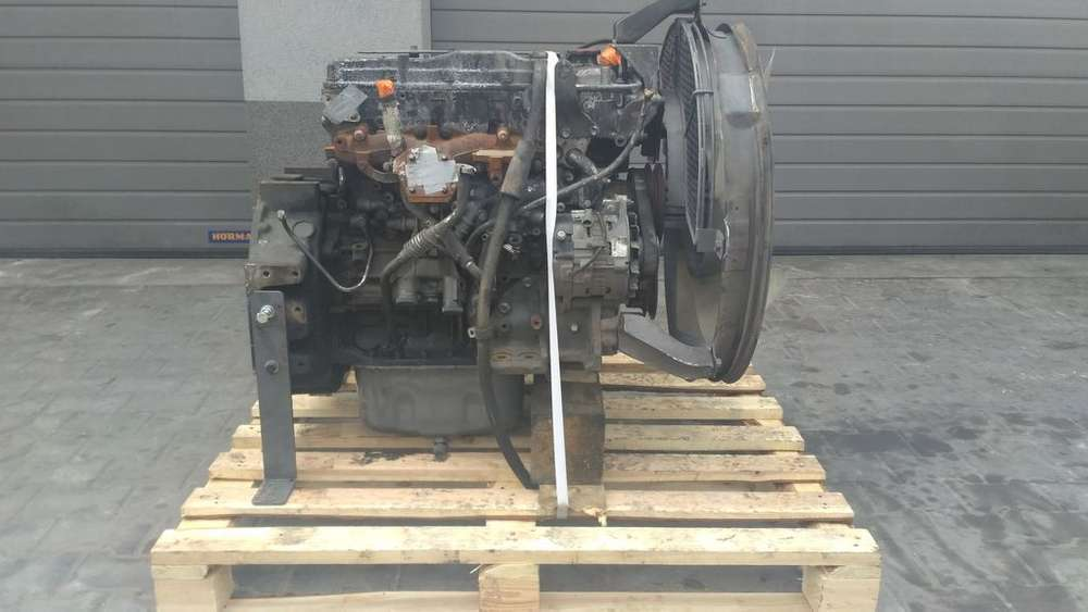 Case Isuzu 4jj1xdiaa-01 Engine For