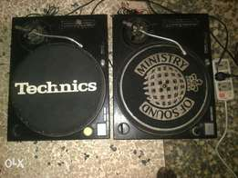 Technics MK2 Turntable