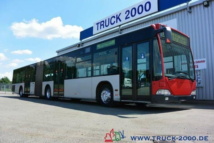 Evobus MB 0530 GN3 Citaro 54 Sitze & 108 Stehplätze - 2004