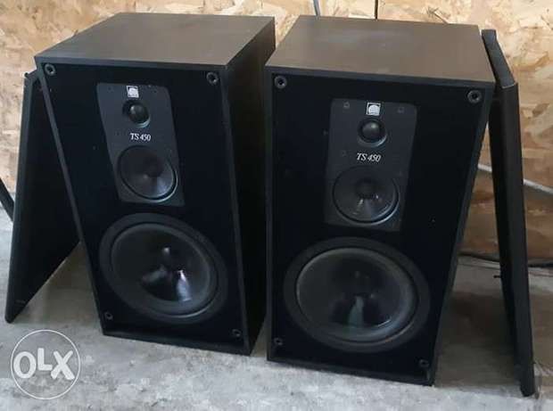 Arcus TS-450 3 Way High Quality Speakers - samartaudio -سبيكرات - صوتي