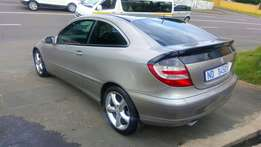 Mercedes-Benz C230 V6 2006 Coupe