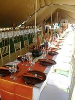 Wedding decor, Catering, Baby showers etc