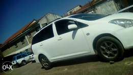 Hi selling Toyota wish very clean, 1.8cc fully loaded just buy&drive