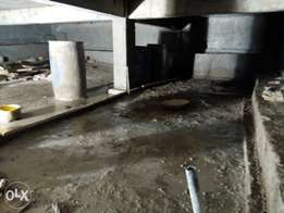 Basemements waterproofing at affordable rates