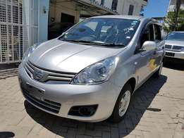 Nissan note new arrival 2010 on sale.