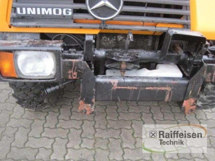 Mercedes-Benz unimog u 90 - 1994 - image 5